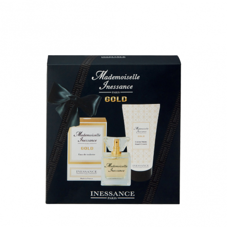Coffret Mademoiselle Inessance Gold