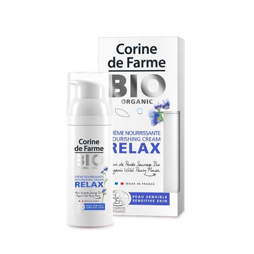Creme Nutritivo Relax Bio